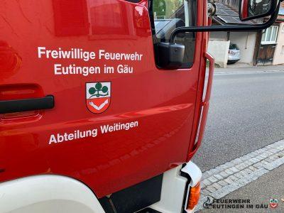 Fahrzeugtür LF8/6 Weitingen