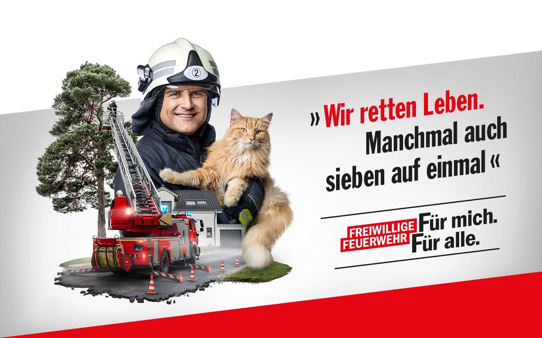 Feuerwehr: Wir suchen Dich!