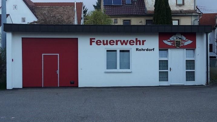 Feuerwehrhaus Rohrdorf