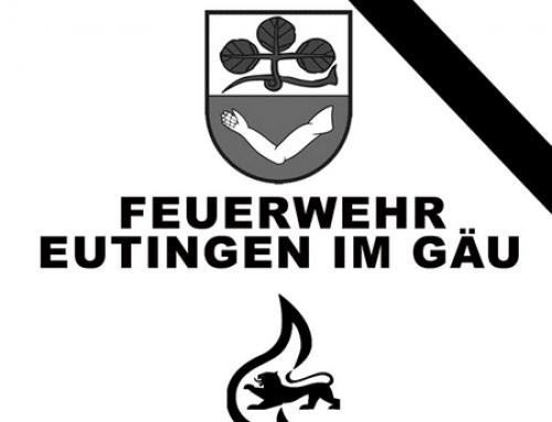 Unwetter in NRW: Trauer um zwei verstorbene Feuerwehrmänner
