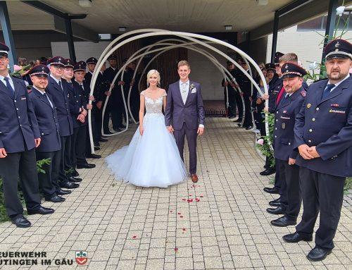 🔥👩❤️👨 Hochzeit von Carina und Nico Flaig 👩❤️👨🔥